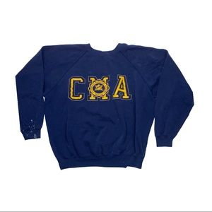 Vintage California Maritime Academy Sweater